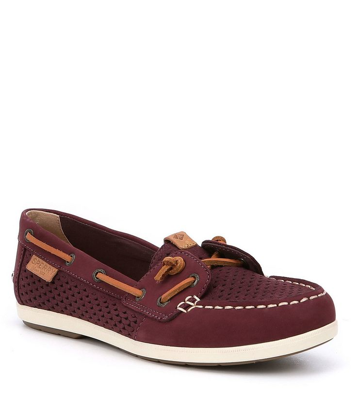 Sperry Coil Ivy Boat Shoes | Dillards
