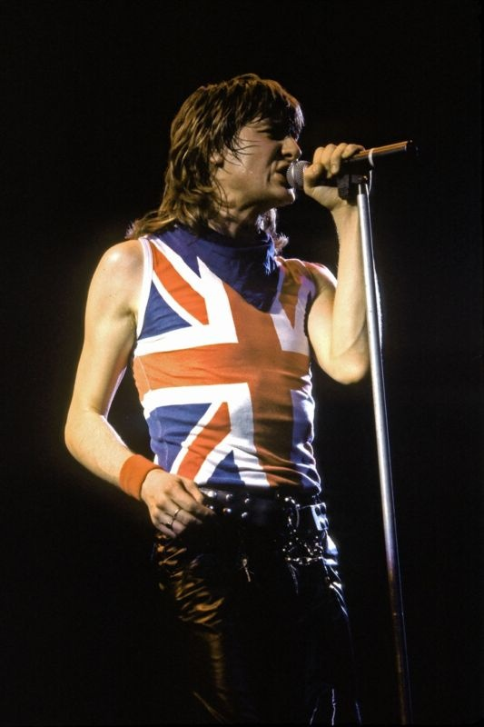 Joe Elliott,had this shirt for the longest time.