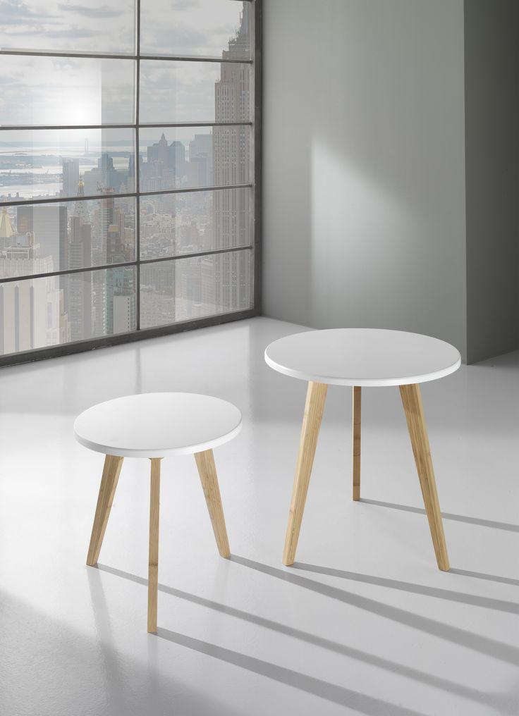 2 piece -coffee table set VINST
