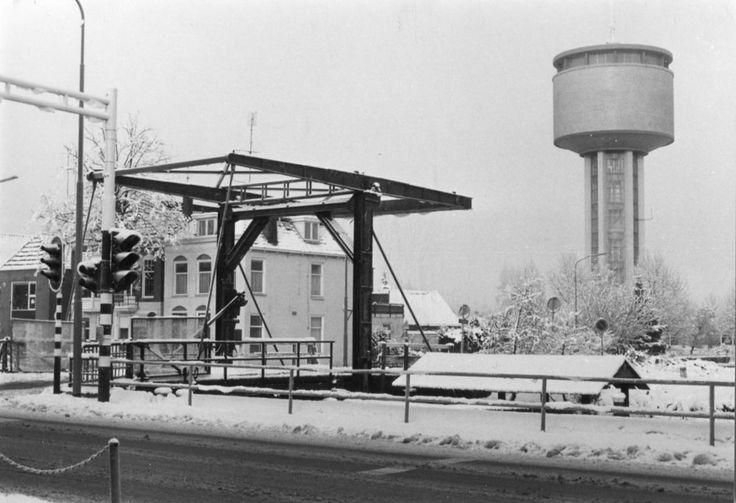 Witterstraat Assen (jaartal: 1970 tot 1980) - Foto's SERC