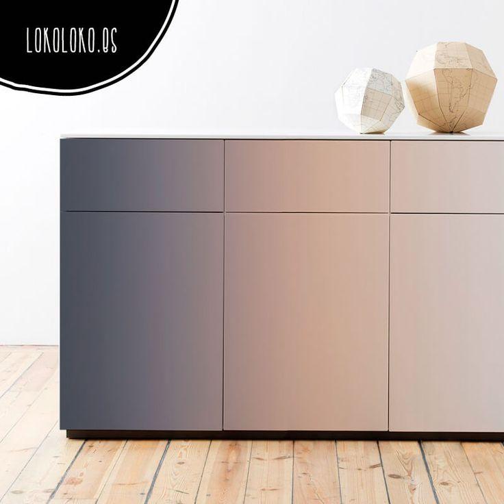 Beige-lila-vinilo-colores-pasteles-degradados-para-forrar-aparadores-comodas-de-superficie-lisa-estilo-moderno