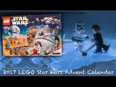Preview: 'LEGO Star Wars' Advent Calendar 2017 - GeekDad