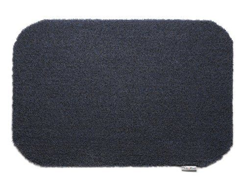 """Hug Rug Dirt Trapper Washable Door Mat Runner approx 25"""" x 59"""" - Sea Blue by Cotswold Mat Co Ltd. $69.95. Waffle backing created from recycled car tyres to give excellent grip on hard floors.. Approximate thickness 8mm. 5 year guarantee. Made in the UK. Highly absorbent cotton rich pile soaks up 95% of all dirt and moisture from feet as well as paws!. Machine washable at only 30°C.. Made in the UK using a cotton rich pile which absorbs 95% of all dirt and moisture from ..."""