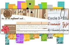 Une journée Type de Zil en cycle 3 + pleins d'idées en calcul mental et des jeux autours des maths !