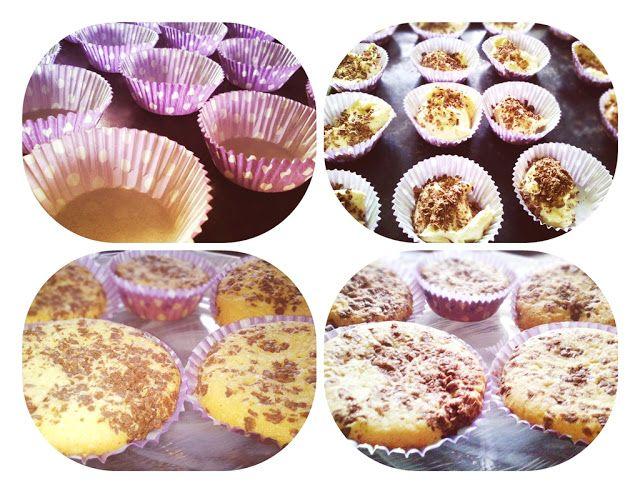 Moje loki *: muffiny & cupcakes number one