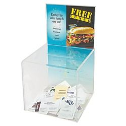 Officemax Ballot Box Business Cards Collection Basic Office