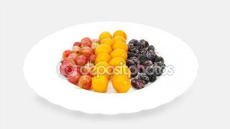 Замороженные фрукты фруктовый напиток — Стоковое фото © Iva.novi #90529674