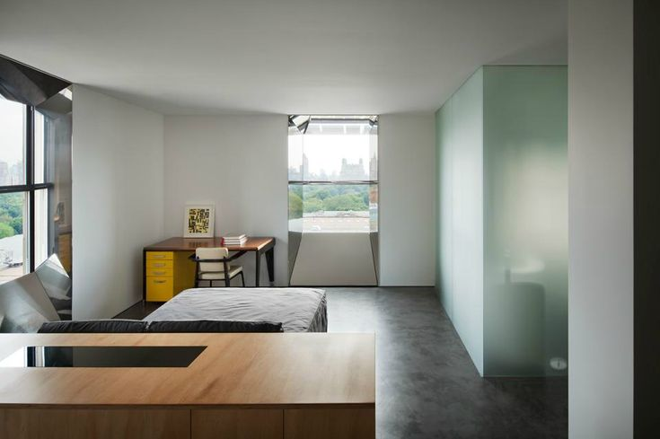 Thomas Phifer : Fifth Avenue apartment | FLODEAU