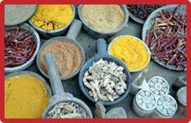 During the Middle Ages, spices were as valuable in Europe as gold and gems and the SINGLE most important force driving the world's economy. Fierce competition among European nations for control of the spice trade was the driving force behind the colonisation of India and other Asian lands.
