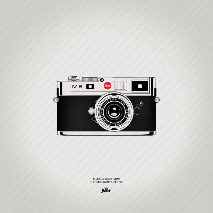 Camera print | Silence Television