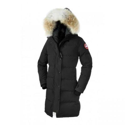 Canada Goose Shelburne Parka – Schwarz – Damen. Canada Goose Parka Damen Sale, Canada Goose Jacken Billig Kaufen, Versandkostenfrei ab 50€