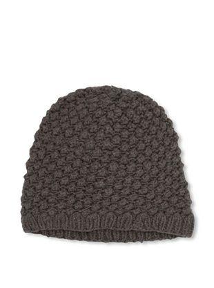 50% OFF Il Gufo Kid's Knit Beanie (Brown)
