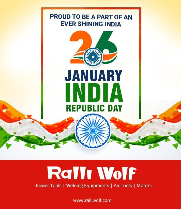 Wishing You A Very Happy Republic Day Infused With The Feelings Of Nationalism And Patriotism 26thjanuary Republicday Indianrepub Republic Day Day Republic