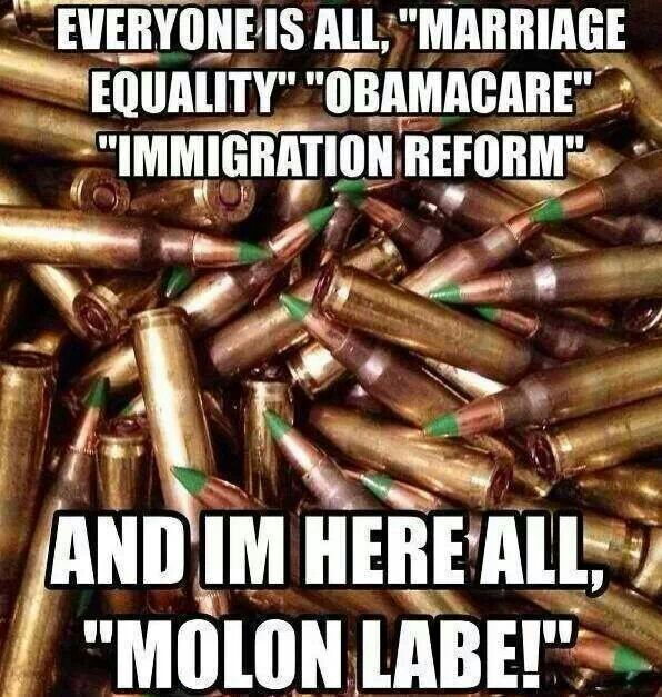 Molon Labe.....this is what it all comes down to......