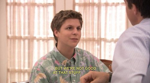 He owns his faults.   18 Times George Michael Bluth Understood You On A Personal Level