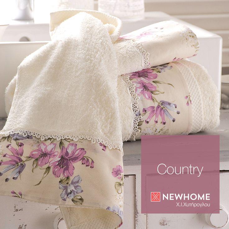 Θα λατρέψετε το σχέδιό τους! Σετ πετσέτες από 100% Βαμβάκι πενιέ, με υφασμάτινη φάσα. http://www.newhome.com.gr/gr/leyka-eidi/petsetes-mpournouzia/set-petsetes/petsetes-mpaniou-country.asp #newhome #chytiroglou #petsetes #mpaniou