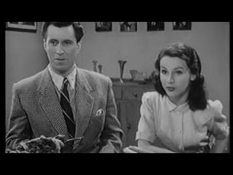 Love in waiting (1948) Peggy Evans, David Tomlinson (full movie)