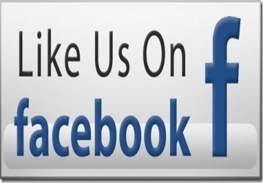 I will Provide 200 Real Facebook People Like and People will be Reputation Country Just for $5