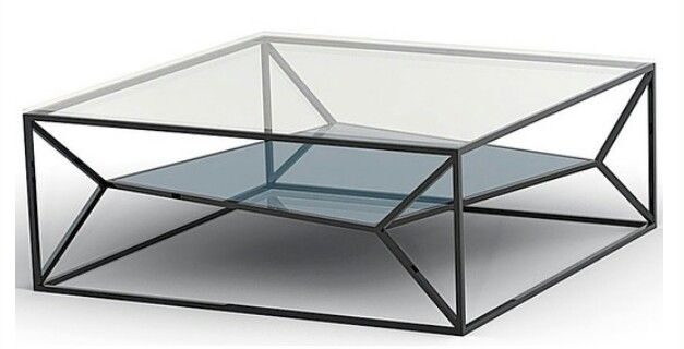 Niche London's 'Avro' coffee table. £1, 260. www.nichelondon.com