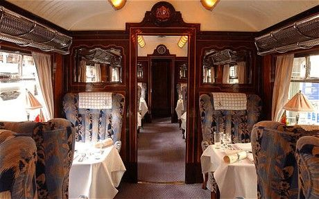 The Orient-Express: Great Train Journeys - Telegraph  When I win the lottery. . .