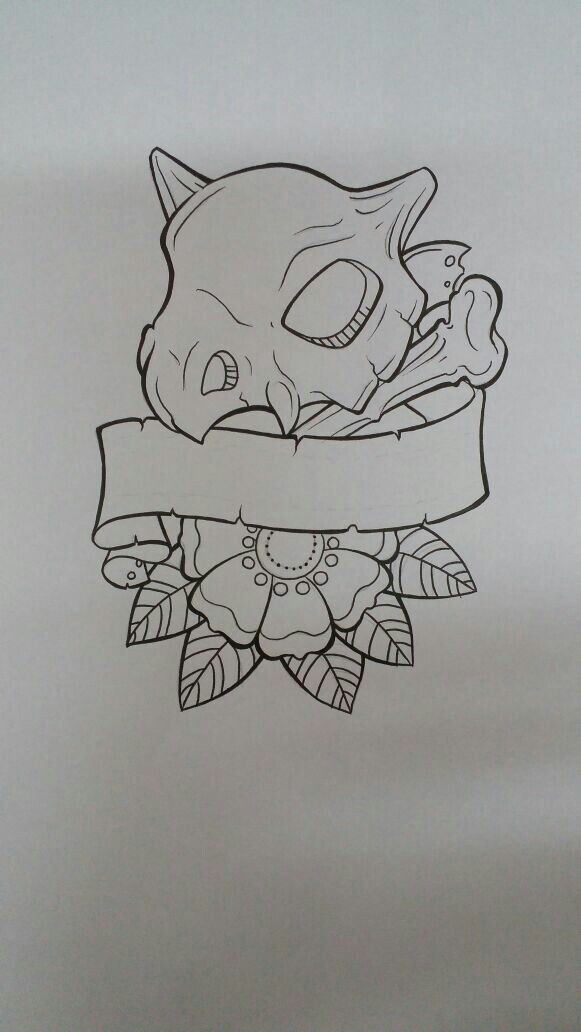 #cubone #pokemon