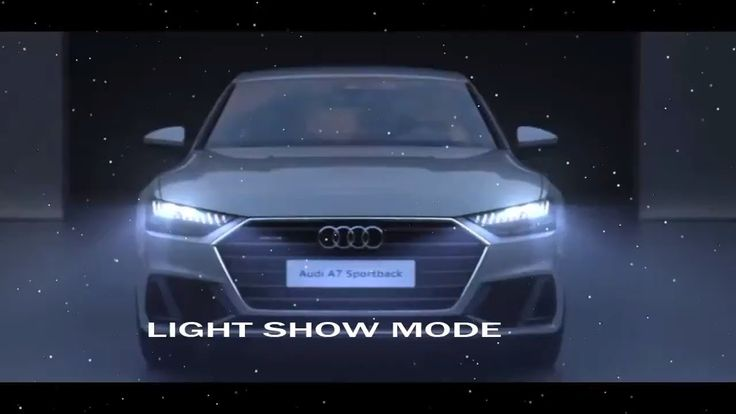 """AMAZING...!! 2019 Audi A7 Sportback Revealed : With """"Light Show"""" 