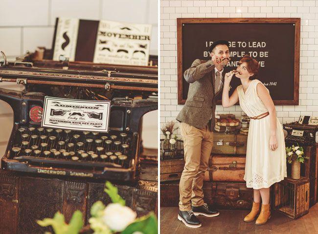 Movember Elopement   Green Wedding Shoes Wedding Blog   Wedding Trends for Stylish + Creative Brides