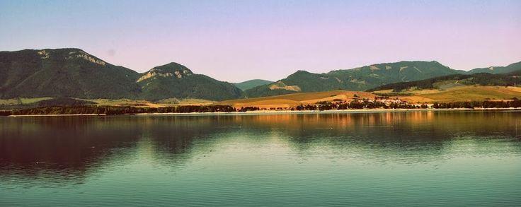 Slovensko-Slovakia - Liptov - Liptovská mara - v jednoduchosti je krása