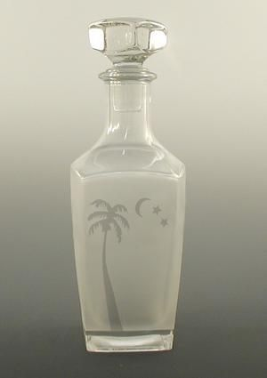 tropical decanter