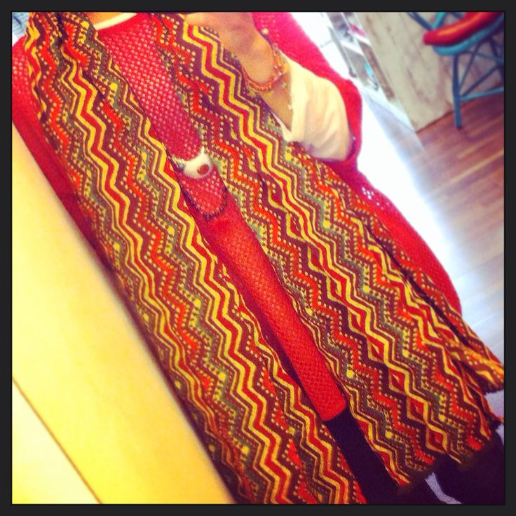 Africa inspired cotton sarong