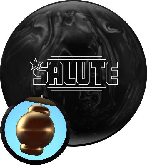 Ebonite Salute Bowling Ball