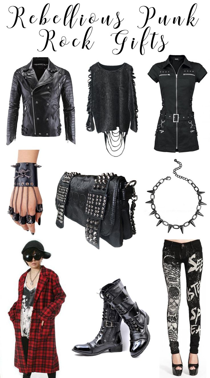 Shop punk rock holiday gifts at RebelsMarket!