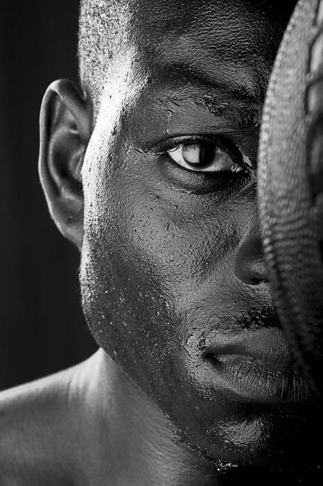 Basketball Player Close Up Portrait Greeting Card