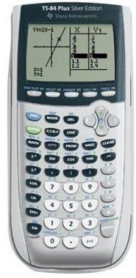 Calculadora Texas Instruments TI-84 Plus Silver Edition Graphing Calculator #Calculadora #Texas