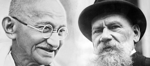 Why We Hurt Each Other: Tolstoy's Letters to Gandhi on Love, Violence, and the Truth of the Human Spirit | Brain Pickings