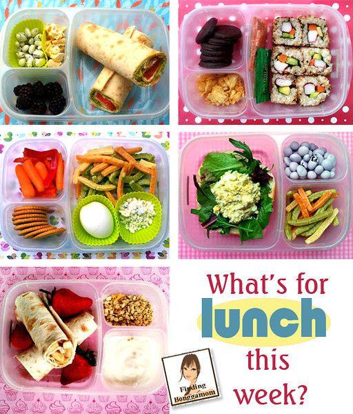 Yummy Lunch Ideas - easylunchboxes