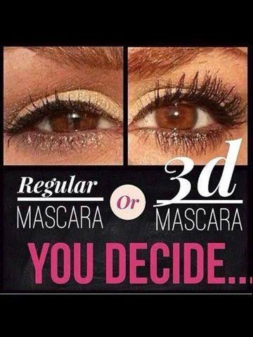 Get the lashes you want, without damaging the ones you have!!!! Goes on like mascara, but looks like false eyelashes!!!!