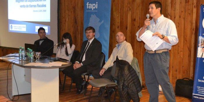 """""""Chubut tiene al desarrollo industrial como una política de Estado"""", dijo la Federación Argentina de Parques Industriales"""