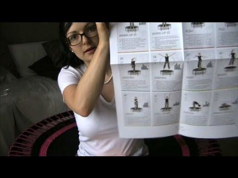 [Sport Challenge] Mein bellicon Trampolin - Fitness mit Spassfaktor