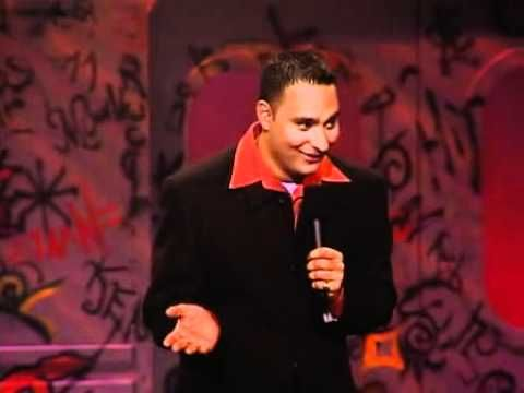 RUSSELL PETERS - SHOW ME THE FUNNY pt2 - http://youtu.be/axHsnAmh1tc