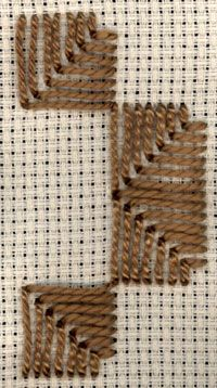 Hardanger Edgings – Save the Stitches by Nordic Needle