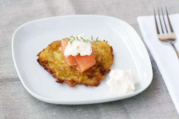 Ricetta Latkes di patate - Labna