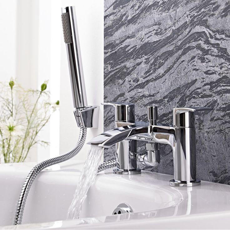 les 25 meilleures id es de la cat gorie robinet baignoire sur pinterest robinet de baignoire. Black Bedroom Furniture Sets. Home Design Ideas