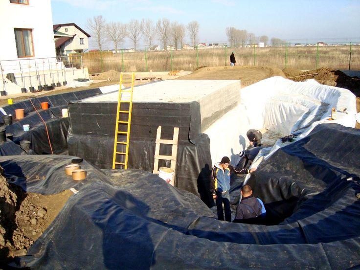 Impermeabilizari Profesionale Romania - Insula Domnesti, Ilfov_2 http://hidroizolatiiromania.ro/portfolio/iaz-artificial-cu-insula-domnesti-ilfov/