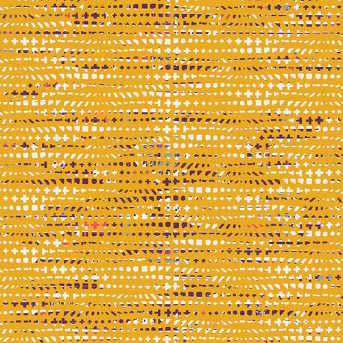 Image result for patterned fabric ochre