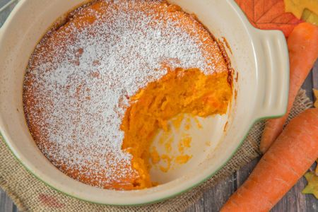 Picadilly's Carrot Souffle