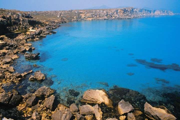 #Lampedusa, #Favignana, #SanVitoLoCapo are the most beautiful Sicilian beaches in the world