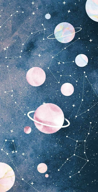 Space Spacewallpaper Planets Wallpaper Wallpaper Space Art Wallpaper