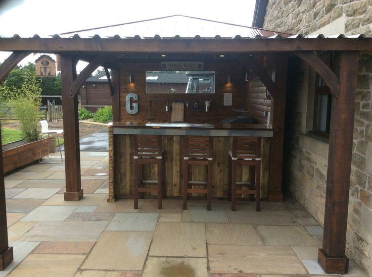 61 best Outdoor kitchen made from pallets and hand made bar images Pallet Outdoor Kitchen Ideas on pallet bedroom ideas, pallet living room ideas, pallet outdoor art, pallet bar ideas, pallet outdoor kitchen island, pallet hot tub ideas, pallet storage ideas, pallet porch ideas,