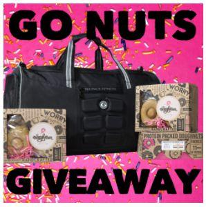 6 Pack Fitness - Win a Merc Duffle & Dough Bar Donuts - http://sweepstakesden.com/6-pack-fitness-win-a-merc-duffle-dough-bar-donuts/
